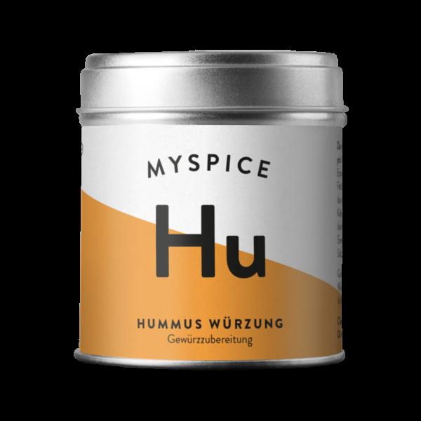 MYSPICE Hummus Würzung, 75g