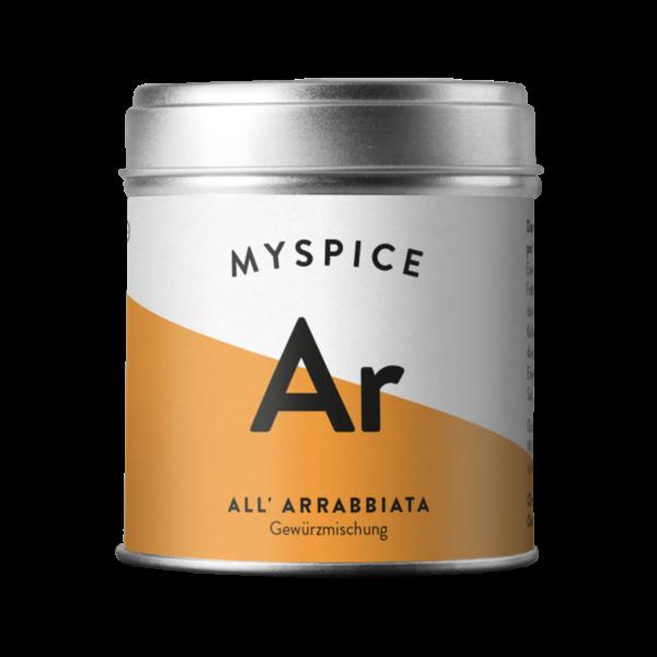 MYSPICE All' Arrabbiata, 55g
