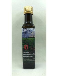 Schnyderhof  Glarner Baumnuss-Öl kaltgepresst, 2.5dl