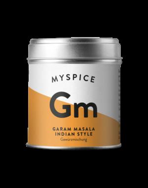 MYSPICE Garam Masala Indian Style, 60g