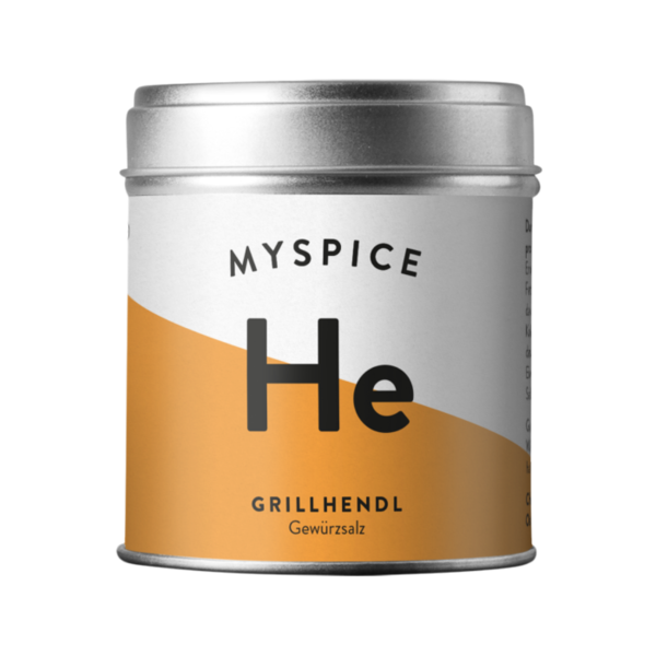 MYSPICE Grillhendl, 125g (Pouletgewürz)