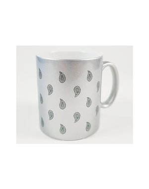 Glarner Mug Silber