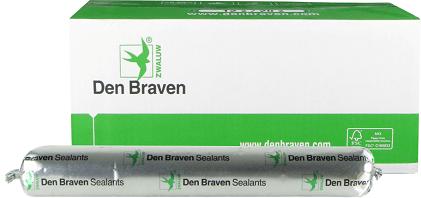 Zwaluw Den Braven Silicone NO 600ml worst