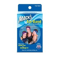 Zwem hoofdband | voorkomt water in uw oren!