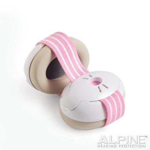 Alpine Muffy Baby oorkap roze
