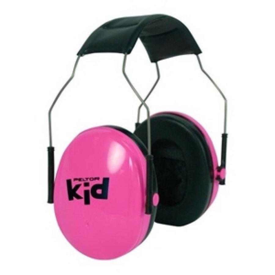 Peltor Kid | Roze | Gehoorkap voor Kinderen
