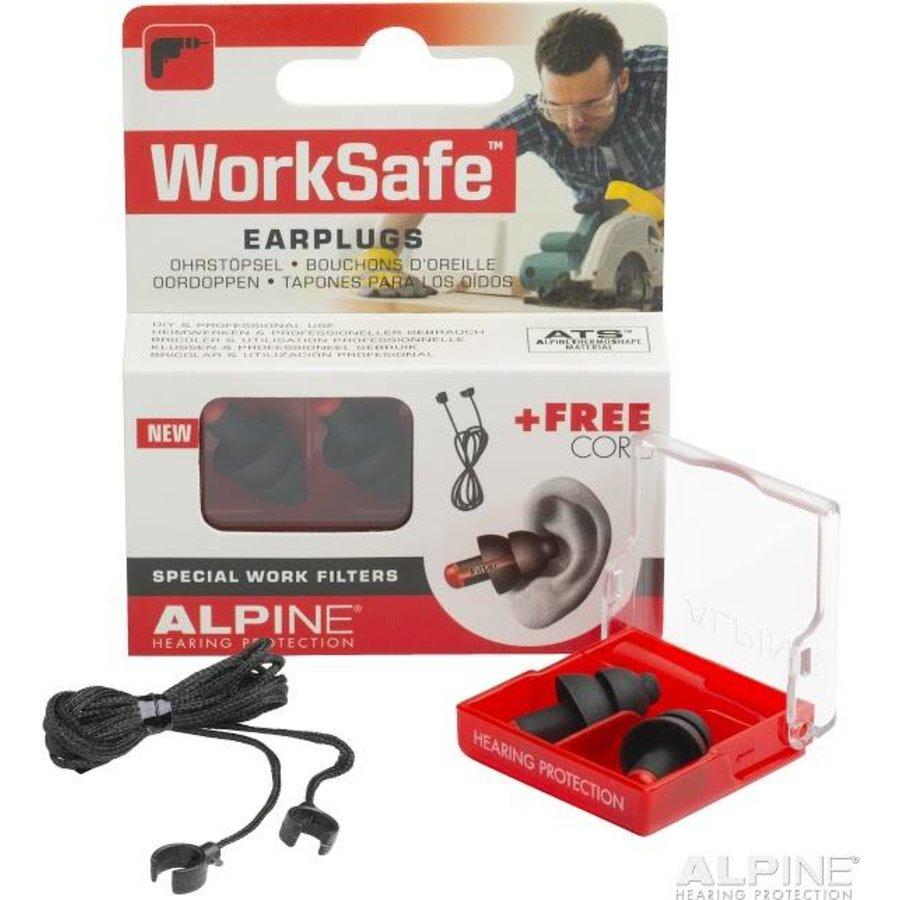 Worksafe Oordopjes | Gehoorbescherming werk