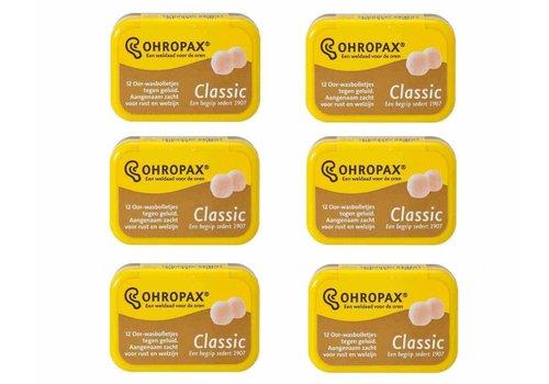 Ohropax Classic aanbieding | 36 paar