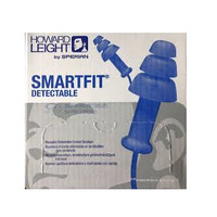 SmartFit detecteerbare oordopjes met koord | 50 paar