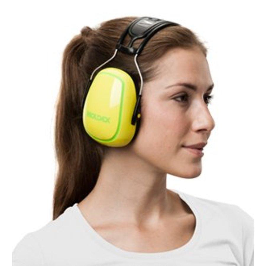 M4 oorkap beschermt tegen lawaai | SNR 30