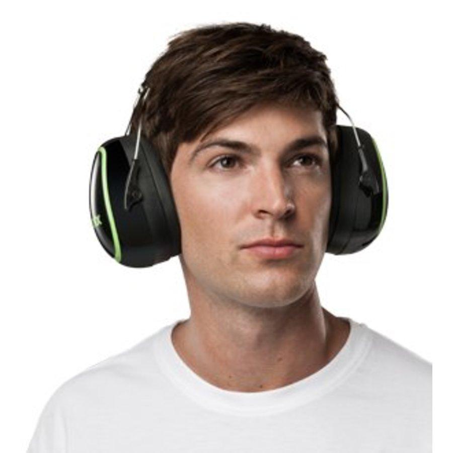 M6 oorkap zeer hoge geluidsdemping | SNR 35dB