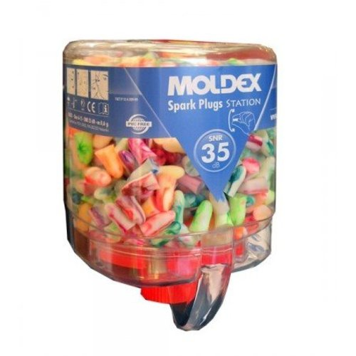 Moldex SparkPlugs station / dispenser  | 250 paar oordopjes