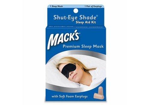 Macks Slaapmasker en oordoppen set