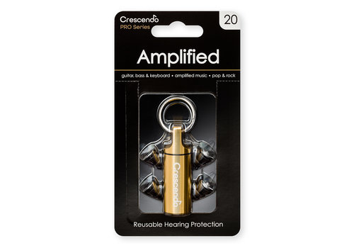 Crescendo Pro Amplified |  Versterkte muziek,  pop & rock, gitaar