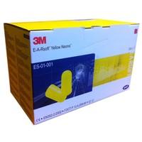 Soft Yellow Neon gehoorbeschermers | 250 paar | SNR 36dB