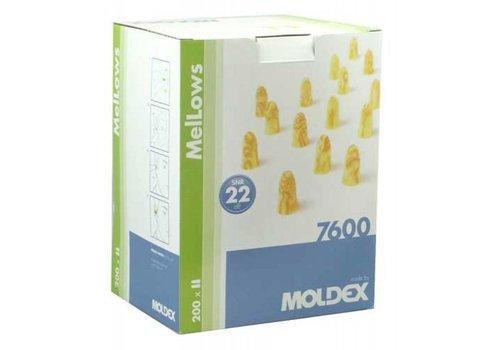 Moldex MelLows | 200 paar oordoppen | SNR  22 dB