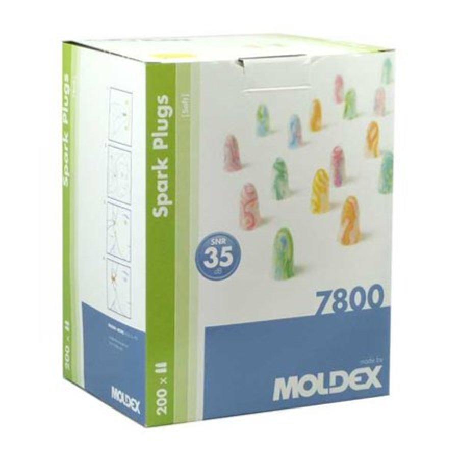 Spark Plugs | 200 paar | Hoge demping en aantrekkelijke kleuren