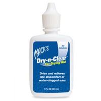 Dry-n-Clear druppels | Verwijdert water uit het oor