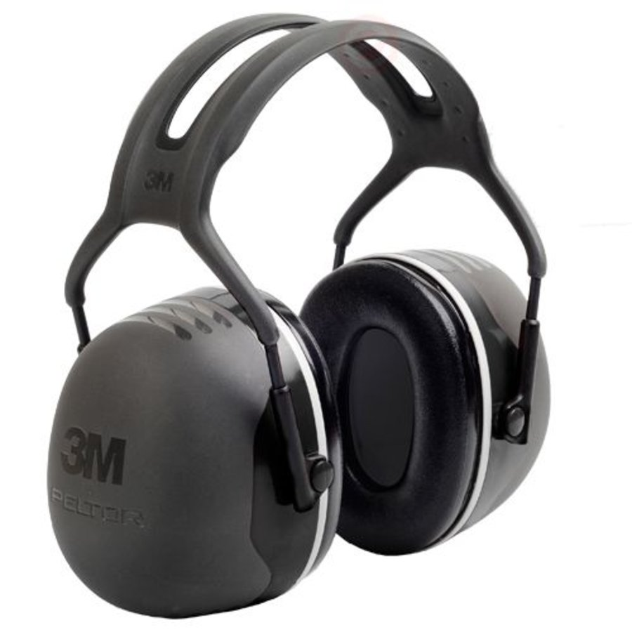 Peltor X5A oorkap met hoofdband tegen extreem lawaai
