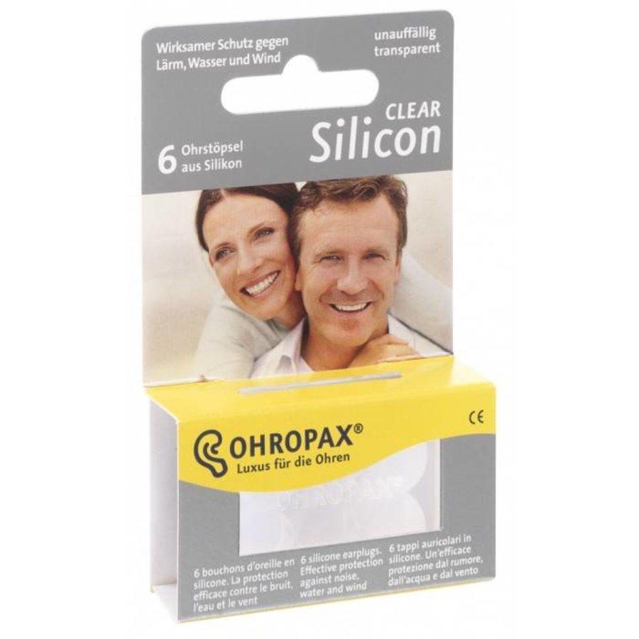Siliconen oordopjes | 3 paar | Perfecte pasvorm