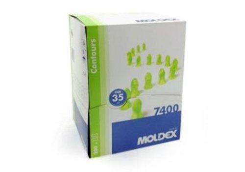Moldex Contours  200 paar oordoppen  | SNR 35dB