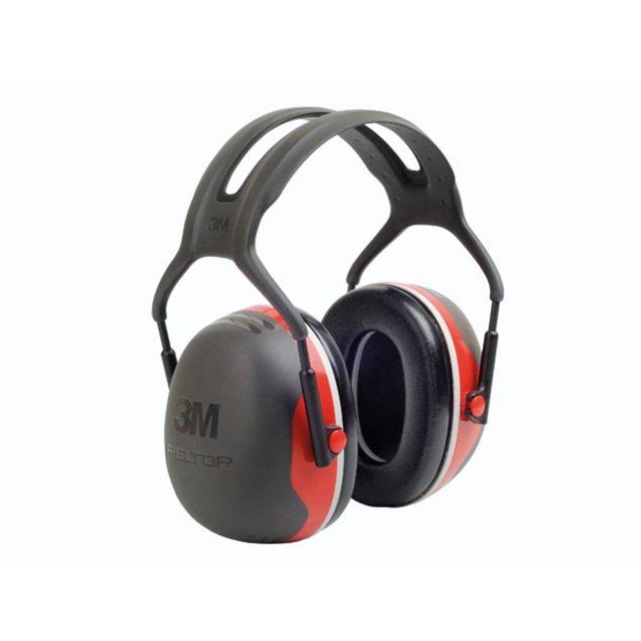 Peltor X3 oorkap met hoofdband