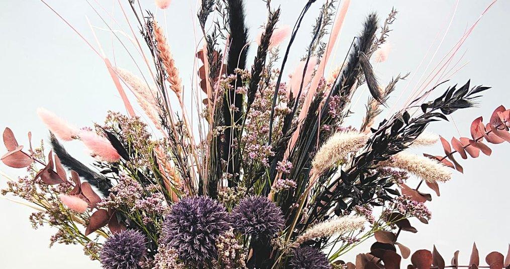 Waarom droogbloemen in must in jouw huis zijn