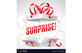 SURPRISE! Gift Boxes