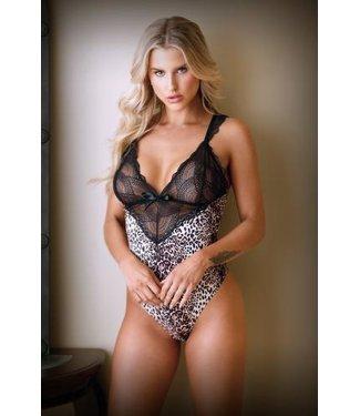 Tease Lorena Body Met Kant - Panterprint