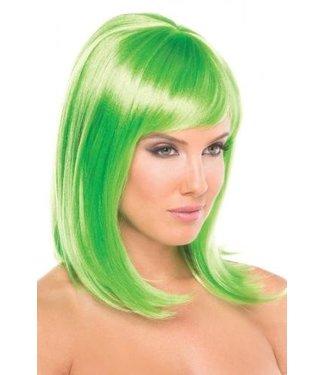 Be Wicked Wigs Doll Pruik - Groen