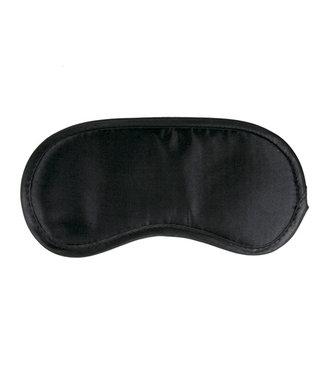 Easytoys Fetish Collection Zwart satijnen oogmasker