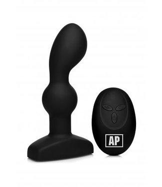 Alpha-Pro P-Spin prostaat Vibrator Met Roterende Kralen
