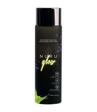 Nuru Play Nuru Glow Body2Body Massage Gel – 335 ml