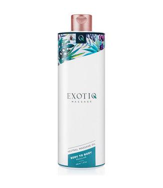 Exotiq Exotiq Body To Body Oil - 500 ml
