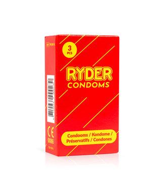 Ryder Ryder Condooms - 3 Stuks