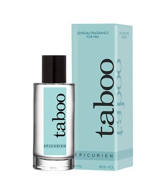 Ruf Taboo Epicurien Parfum Voor Mannen 50 ML