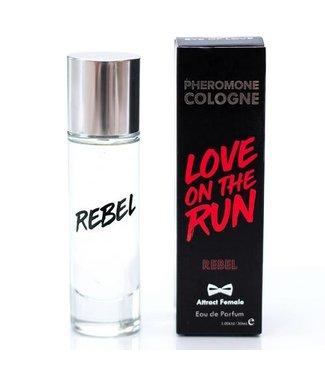 Eye Of Love Rebel Feromonen Spray - Man/Vrouw