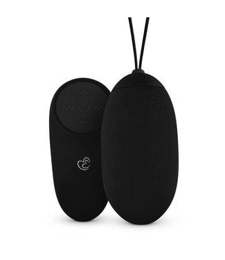 Easytoys Mini Vibe Collection XL Vibratie-Ei Met Afstandsbediening - Zwart
