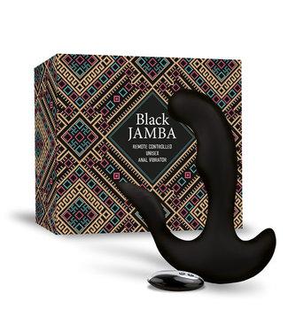 FeelzToys FeelzToys - Black Jamba Anaal Vibrator