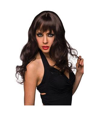 Pleasure Wigs Pruik Joey - Bruin