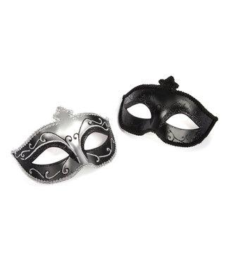 Fifty Shades of Grey Fifty Shades of Grey - Masquerade Masker Dubbel Pak