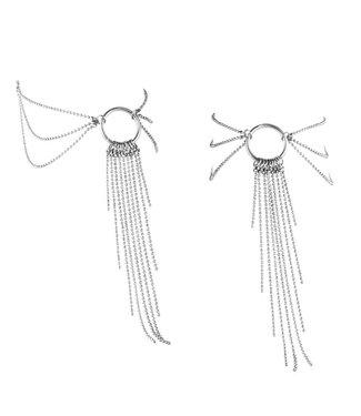 Bijoux Indiscrets Bijoux Indiscrets - Magnifique Voet Ketting Zilver