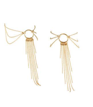 Bijoux Indiscrets Bijoux Indiscrets - Magnifique Voet Ketting Goud