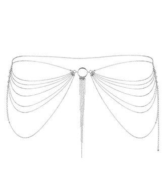 Bijoux Indiscrets Bijoux Indiscrets - Magnifique Taille Sieraad Zilver