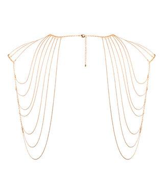 Bijoux Indiscrets Bijoux Indiscrets - Magnifique Schouder Sieraad Goud