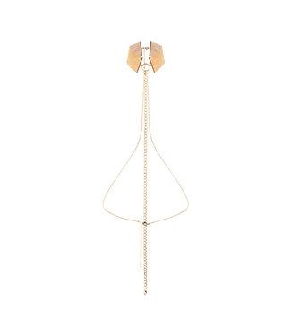 Bijoux Indiscrets Bijoux Indiscrets - Magnifique Ketting Goud