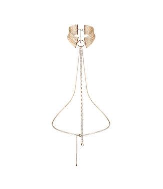 Bijoux Indiscrets Bijoux Indiscrets - Desir Metallique Collar Goud
