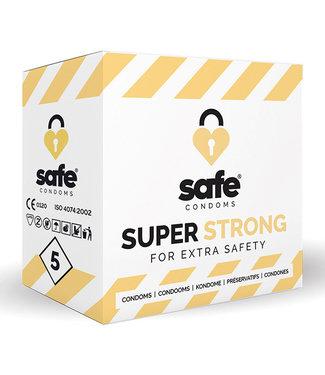Safe SAFE - Condooms Super Strong for Extra Safety (5 stuks)