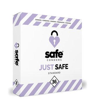Safe SAFE - Condooms Just Safe Standaard (36 stuks)