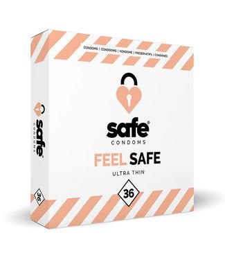 Safe SAFE - Condooms Feel Safe Ultra Dun (36 stuks)